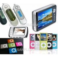 Portable Media Players- MP3 / MP4 Player for Sale!