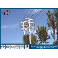 Explosion Proof Steel Tubular Poles for Electrical Power Transmission
