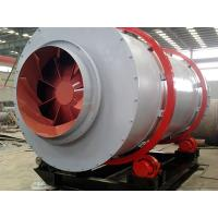 Quality Stainless Steel Rotary Drum Sand Dryer, Three-Cylinder Drying Machine for sale