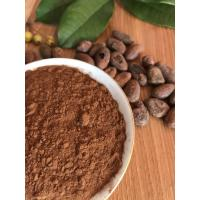 Quality Dark Brown Unsweetened Alkalized Cocoa Powder Mild Flavor , Easy To Dissolve In Liquids for sale