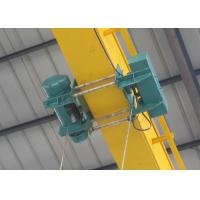 Quality Customized Wire Rope Electric Hoist Small Lifting Equipment For Factories / Workshops for sale