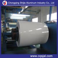 Buy cheap color coated prepainted aluminum sheet coil cheap price from Wholesalers