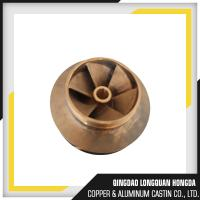 Quality Precision CNC Turning Brass Die Casting Parts For Medical ISO 9001 Approved for sale