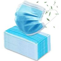 Quality Anti Virus Disposable Surgical Face Masks Non Woven Earloop Medical Mask for sale