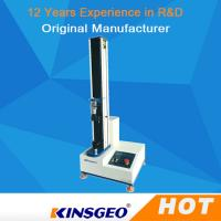 Buy cheap 2KG Capacity High Precision Computer Type Peel Adhesion Test Equipment 50~1000 Mm/min Speed from Wholesalers