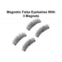 Quality Lightweight 3D Mink Eyelashes Multi Layers Hypoallergenic Full Strip Lashes for sale