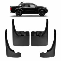 China OEM Car Accessories TPE / PP Truck Mud Guard For Nissan Navara NP300 2016+ on sale