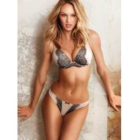 Buy cheap Breathable Convertible Bamboo Fiber Health Embroidered Matching Bra And Underwear Sets from Wholesalers