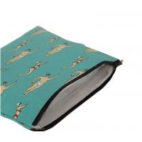Buy Durable-and-fancy-canvas-toiletry-makeup bag at wholesale prices