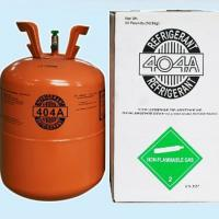 China 10.9kg Refrigerant Gas R404A for sale on sale