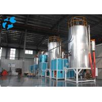 Quality Close Looped Dehumidified Air Dryer 45 Kw Power With Two Desiccant Beds  for sale