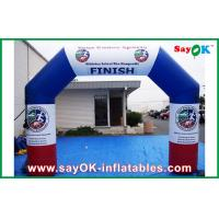 China Inflatable Entrance Archway Advertising Inflatable Gate For Event on sale