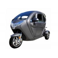 Quality Enclosed 50 Ah Battery Passenger Electric Tricycle for sale