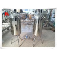 Quality Beverage Water Purification Systems Two Regeneration With Stainless Steel Tank for sale