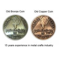Quality Sell No MOQ High Quality Custom Cheap Old Gold Coins for sale