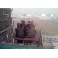 Quality Stainless Steel Cyclone Dust Removal Equipment , Dust Collector Machine for sale