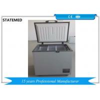 China -25 Degrees Deep Chest Type Freezer / Medical Grade Freezer For Fresh Vegetables on sale