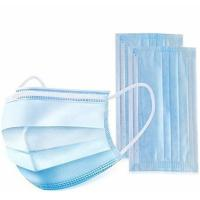 Quality Safe Soft Disposable Dust Mask Asbestos Removal Non Toxic With Elastic Ear Loop for sale