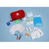 Quality Customized Portable Small Travel First Aid Kit For Emergency Use for sale