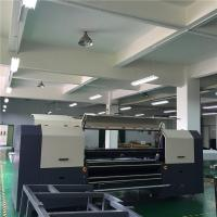 China Reactive Textile Digital Printing Machines For Cotton Fabric / Cloth 1800mm on sale