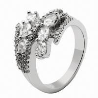 Buy Silver Ring, Customized Designs Welcomed at wholesale prices