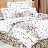 Quality Bedding Set, 100% Cotton Printed Fabric, with Two 50 x 70cm Pillow Cases for sale