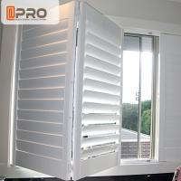 Quality Economic And Durable Aluminum Alloy Plantation Shutters Vertical Sun Shade Louver for sale