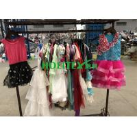 Quality British Style Used Kids Clothes , Second Hand Kids Clothes Cotton Material for sale