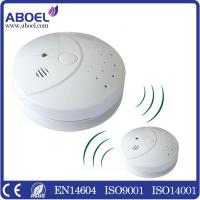 Quality Radio Frequency Photoelectric Smoke Detector for sale