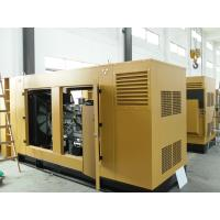 Quality 50Hz Silent Diesel Generator , 400V Leroy Somer Alternator for sale