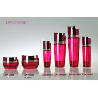 Quality 120ml 100ml Serum Glass Jars And Bottles Painted / Lacquered DWCJ201316 for sale