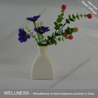 Quality Really Good Smelling Ceramic Flower Reed Diffuser Customized Fragrance Scented for sale