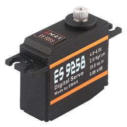 Quality EMAX 27g/ 3.0kg/ .05 sec Micro Servo ES9258 for sale