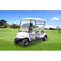 Quality Customized Logo Electric Club Car Carts For Tourist Resorts 24km/H Speed for sale