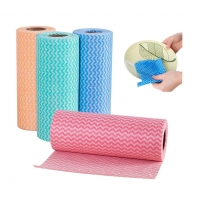 Quality 20x40cm Household 40GSM Disposable Cleaning Cloth for sale