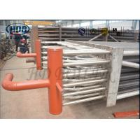 Quality ASME Standard Low / High Pressure Flue Gas Economizer Heat Exchange Devices With Finned Tubes for sale