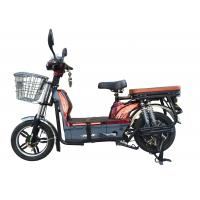 China Four Shock Absorbers Electric Motorized Bicycles Black Womens Electric Bike on sale