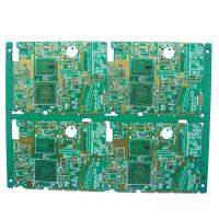Quick turn 6 layer prototype fr4 pcb