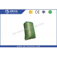 Quality Large Breathable PP Woven Sack Bags Loading Weight  50 -100kg For Peanut Packing for sale