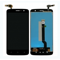 China 5.5 in ZTE Blade Spark Z971 LCD Display Touch Screen Digitizer Assembly Black on sale