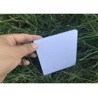 Quality White 5mm Close Cell PVC Free Foam Board Lightweight For Exhibits Display for sale
