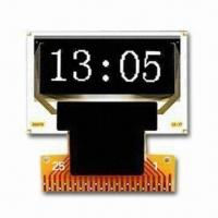 Quality OLED Display Module, 96 x 32mm Dot Matrix, Suitable for MP3 or MP4 Players for sale