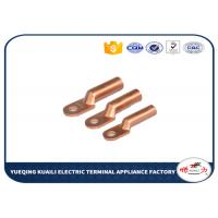 Quality DT Series Spade Ferrule Connector Insulated Terminal Lugs Copper Tube for sale