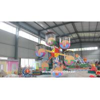 Quality indoor amusement rides mini ferris wheel for sale Christmas shopping mall for sale