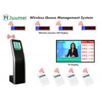 17 inch Touchscreen Queue Management System Ticketing Dispenser