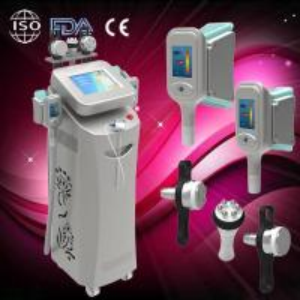 Buy cheap New arrival!cryolipolysis body liposuction machine, multifunctional vacumm RF cavitation from wholesalers