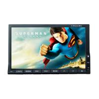 China 7 2 Din Radio Gps Bluetooth Double Din Dvd Players With Touch Screen, Tv / Radiocr-7290 on sale