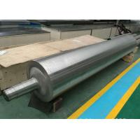 Quality Customized Precision Chrome Plated Mirror Rollers Like Finished Stainless Steel for sale