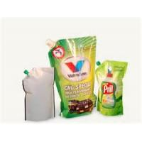 Quality Colorful printing Spout Pouch Packaging, Moisture Proof, PET / AL / PE for sale