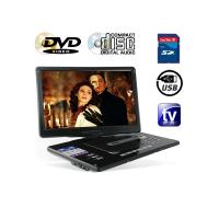 Quality 15 Inch Widescreen LCD Portable DVD and Multimedia Player for sale